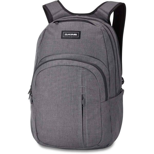 Dakine Campus Premium 28L Rucksack mit Laptopfach Carbon