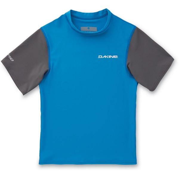 Dakine Boys Heavy Duty Loose Fit S/S Kinder Lycra Tabor Blue
