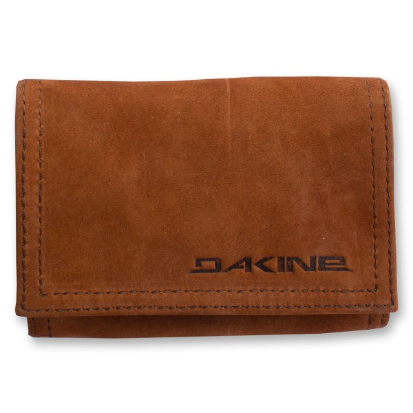 Dakine Leather Wallet Brown