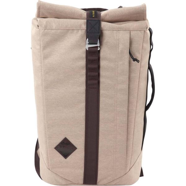 Nitro Scrambler 28+ L Rucksack mit Laptopfach Almond