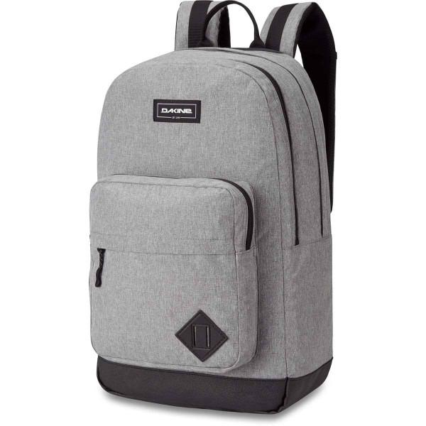 Dakine 365 Pack DLX 27L Rucksack mit iPad/Laptop Fach Greyscale