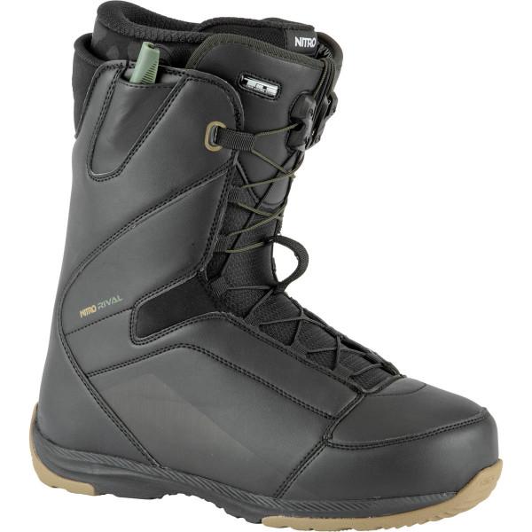 Nitro Rival Tls Boot 21 Snowboard Boots Black
