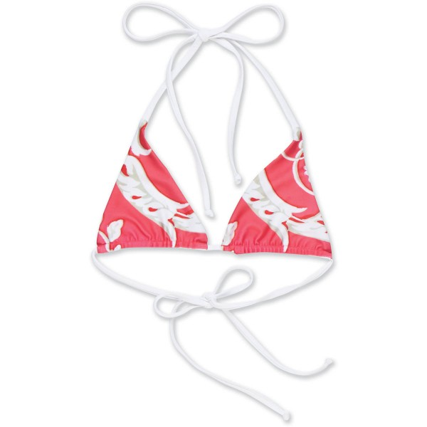 Dakine Kahoni Reversible Triangle wendbares Bikini Top Ali'I Pink