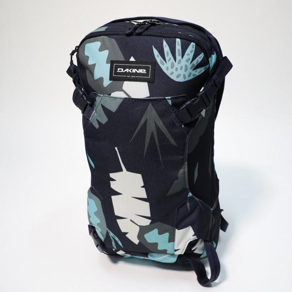 Dakine Heli Pack 12L Ski- / Snowboard Rucksack Abstract Palm