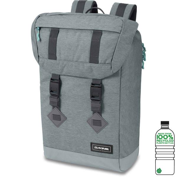 Dakine Infinity Toploader 27L Rucksack mit iPad/Laptop Fach Lead Blue