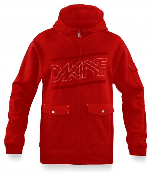 Dakine Destroy Jacke Red