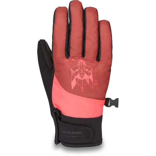 Dakine Electra Glove Damen Ski- / Snowboard Handschuhe Tandoori Spice