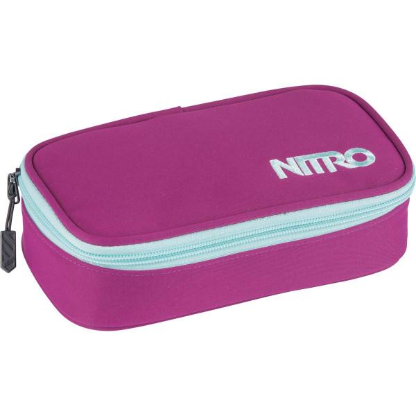 Nitro Pencil Case XL Federmäppchen Grateful Pink