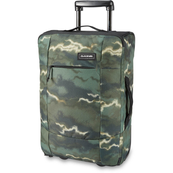 Dakine Carry On EQ Roller 40L Reisetrolley / Koffer Olive Ashcroft Camo