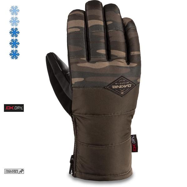 Dakine Omega Glove Herren Ski- / Snowboard Handschuhe Field Camo