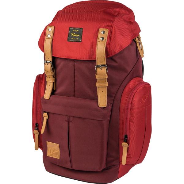 Nitro Daypacker 32L Rucksack mit Laptopfach Chili