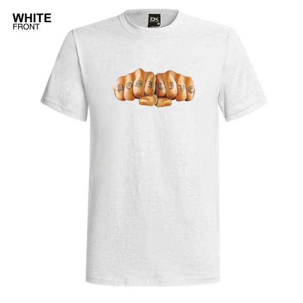 Dakine Fist T-Shirt White