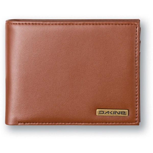 Dakine Archer Coin Wallet Geldbeutel Brown