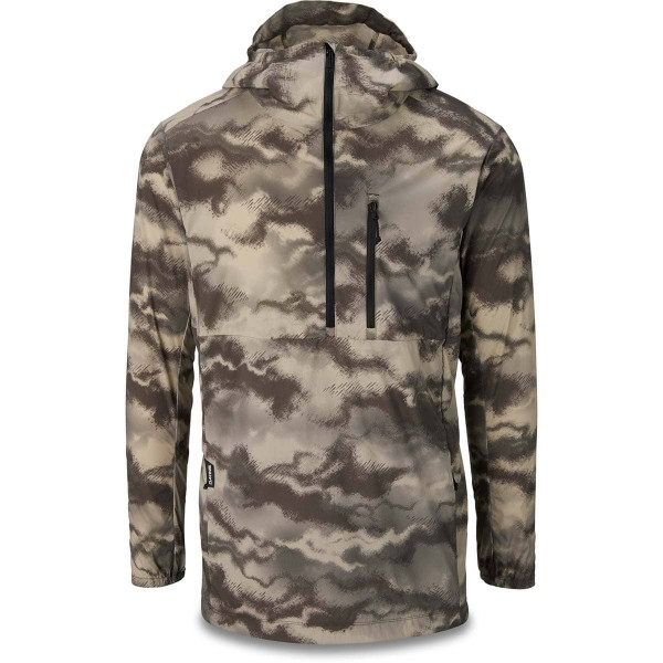 Dakine Womens Reserve Windbreaker Damen Funktionsjacke Black / Ashcroft Camo