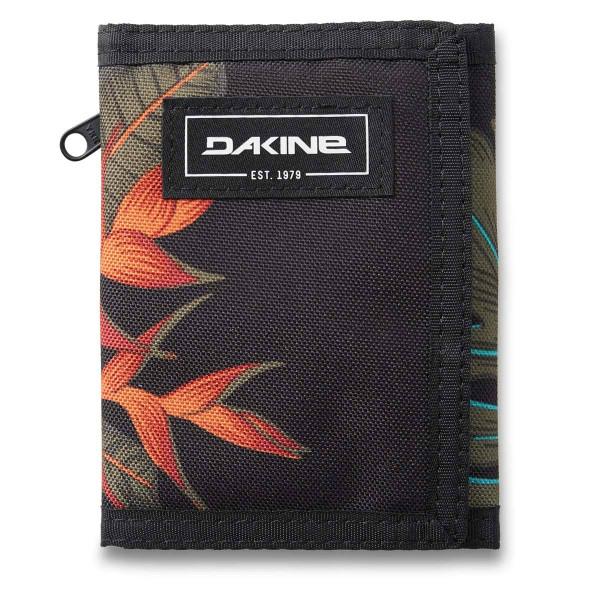 Dakine Vert Rail Wallet Klettverschluss Geldbeutel Jungle Palm