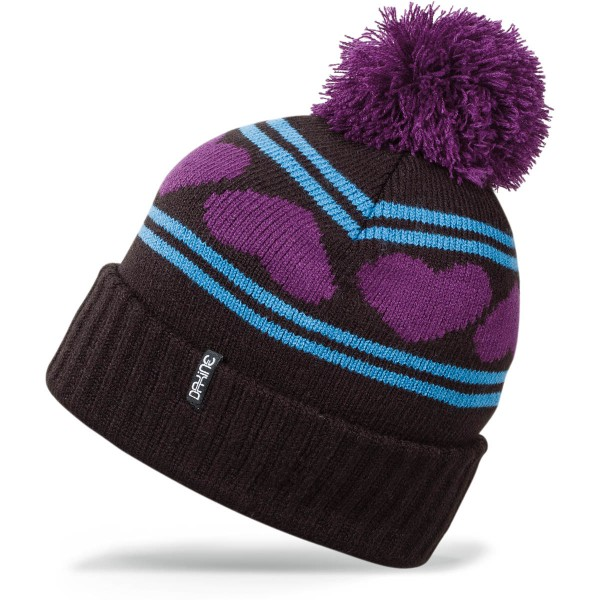 Dakine Maggie May Beanie Mütze Black