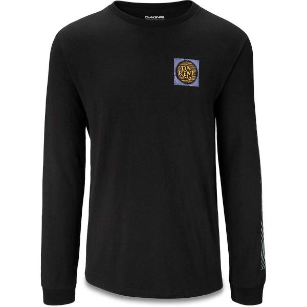 Dakine Radiation L/S T Shirt Herren Longsleeve Black