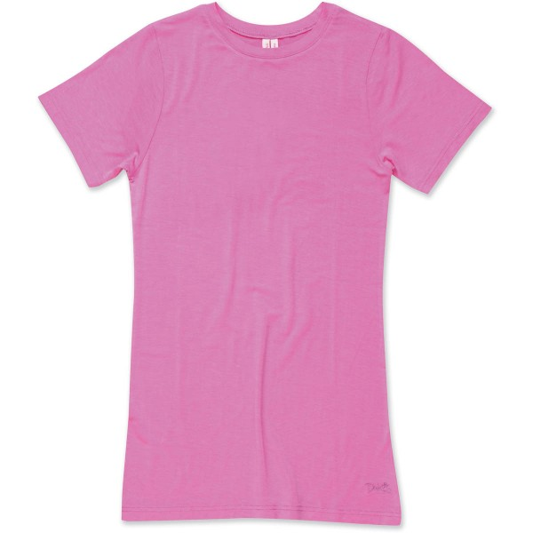Dakine Viviana Skinny Tee Damen T-Shirt Plumeria Pink Größe M
