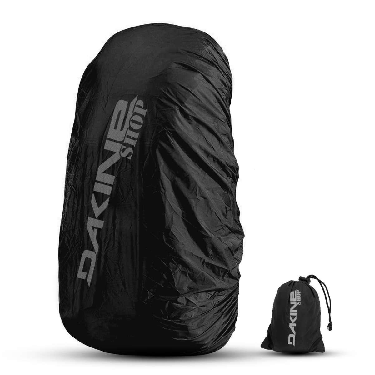62444a41c0097 Dakine Shop Rain Cover Large Black