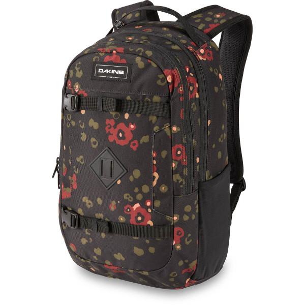 Dakine URBN Mission Pack 18L Rucksack mit iPad/Laptop Fach Begonia