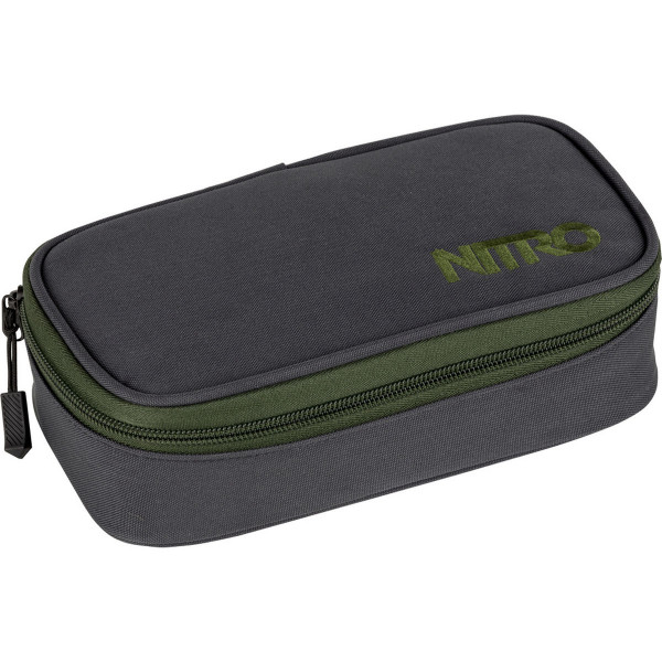 Nitro Pencil Case XL Federmäppchen Pirate Black
