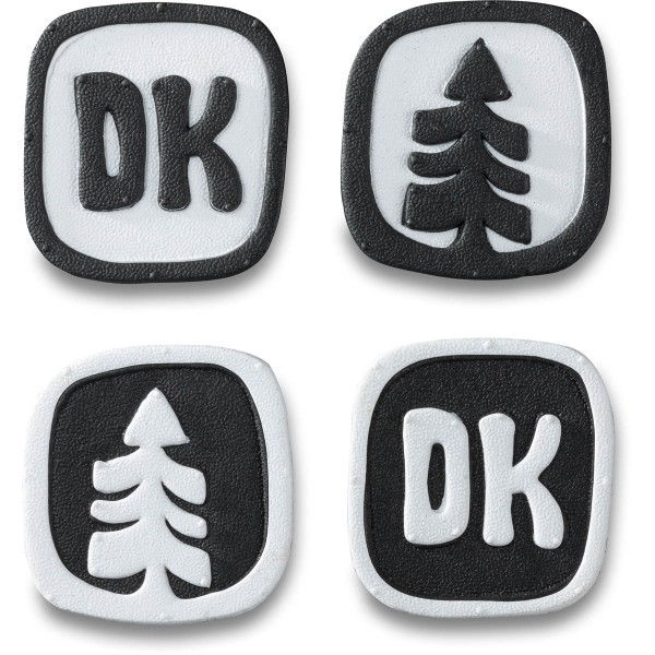 Dakine Dk Dots Stomp Snowboard Antirutsch Pad Black / White