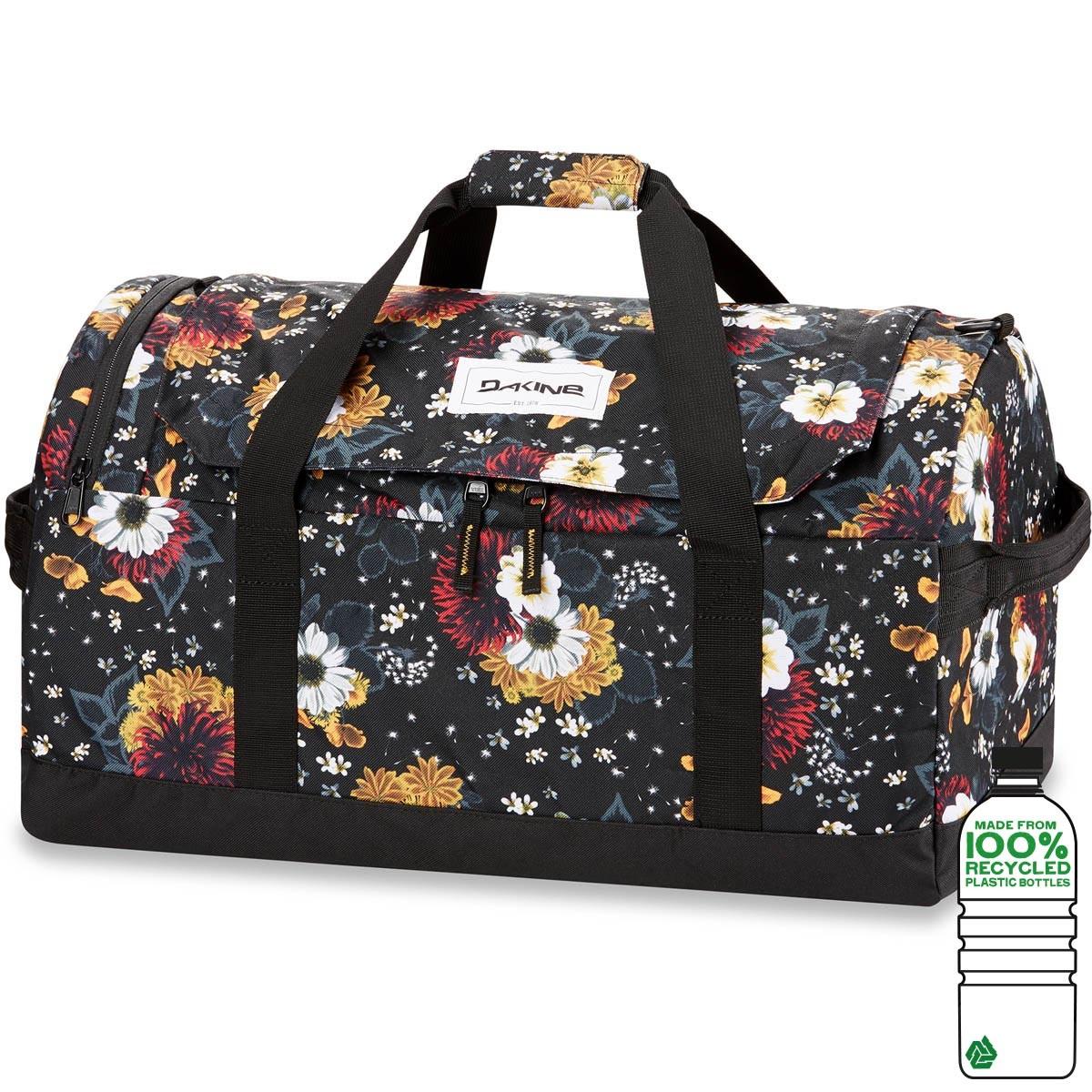 5eeb57dd5310c Dakine EQ Duffle 50L Sporttasche Winter Daisy – Finch Shopping