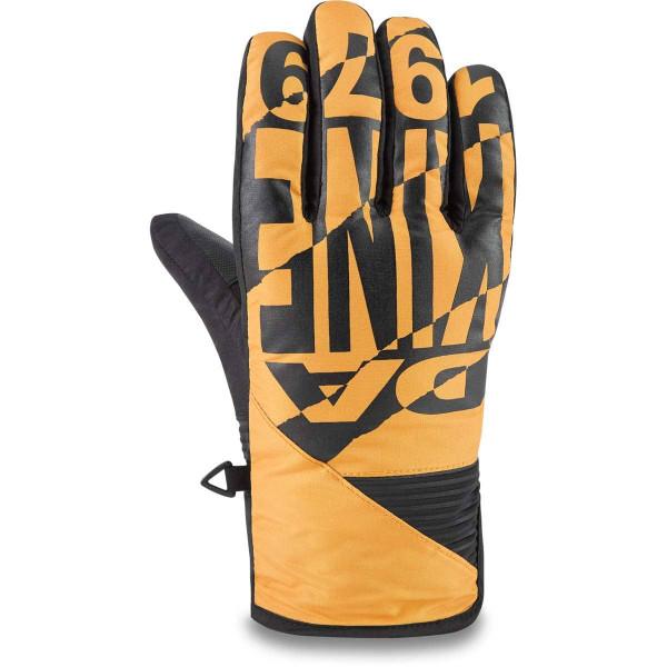 Dakine Crossfire Glove Herren Ski- / Snowboard Handschuhe Golden Glow