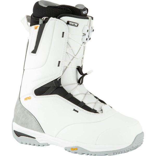 Nitro Venture Pro Tls Boot 21 Snowboard Boots Off White-Black