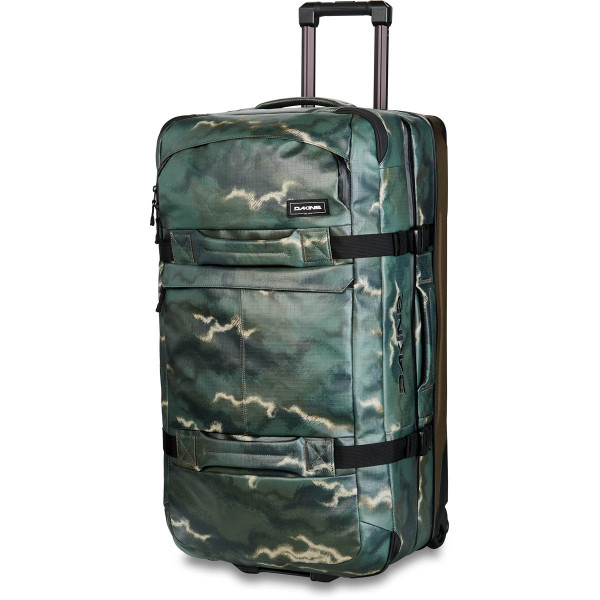 Dakine Split Roller 85L Reisetrolley / Koffer Olive Ashcroft Coated