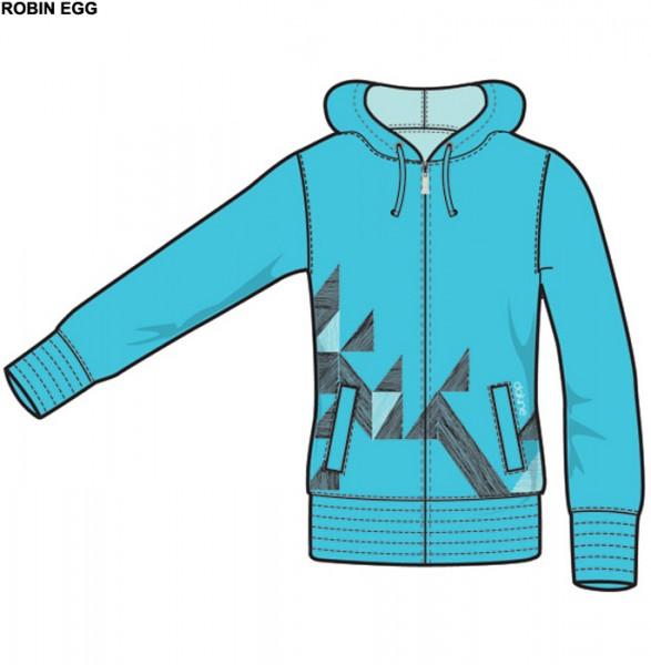 Dakine Neogeo Girls Sweatshirt / Pullover Robin Egg