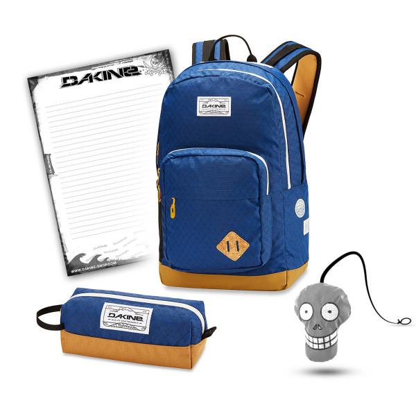 Dakine 365 Pack DLX 27L + Accessory Case + Harry + Block Schulset Scout