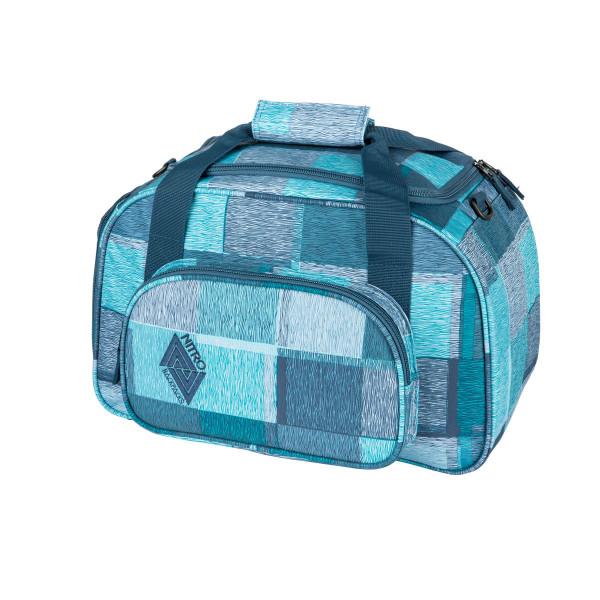 Nitro Duffle Bag Xs 35L Sporttasche Zebra Ice