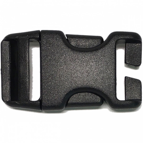 Dakine Replace Stealth Buckle 25mm Split Bar (Set) Black