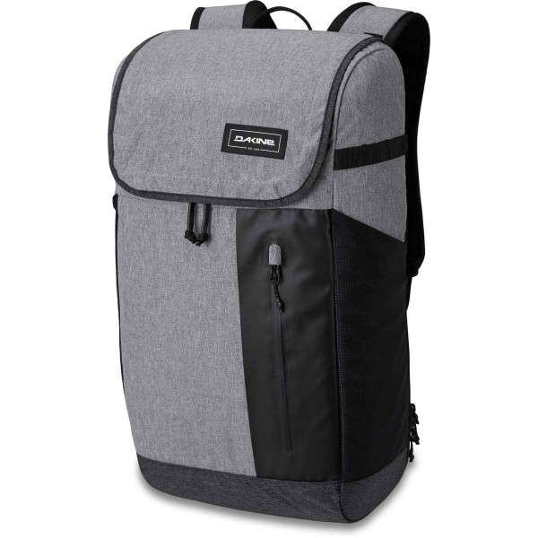 Dakine Concourse 28L Rucksack mit iPad/Laptop Fach Greyscale