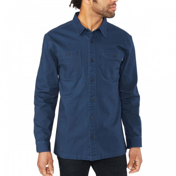 Dakine Orion L/S Shirt Hemd Midnight