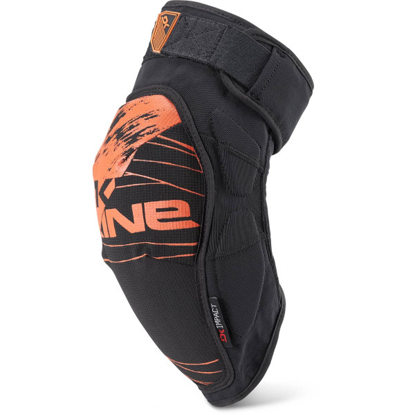 Dakine Anthem Knee Pad Bike Knie Protektor Vibrant Orange