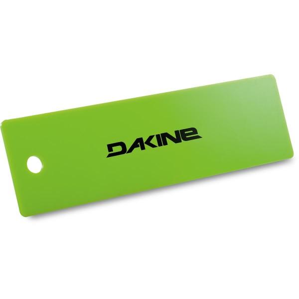 Dakine 10 Inch Scraper Wachsabzieher Green