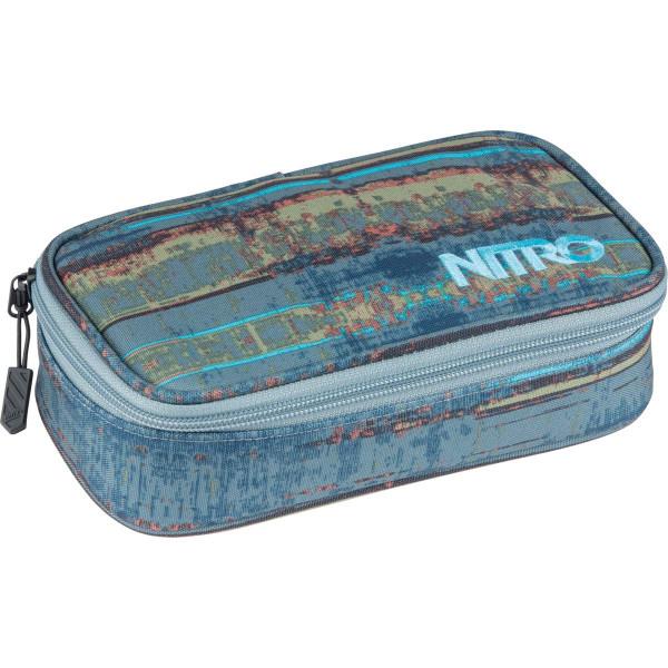 Nitro Pencil Case XL Federmäppchen Frequency Blue