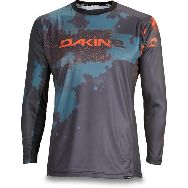 Dakine Thrillium L/S Jersey Herren Bike Jersey Slate Blue