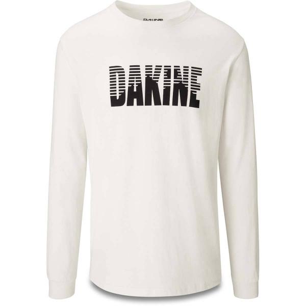 Dakine Skyline L/S T Shirt Herren Longsleeve Off White