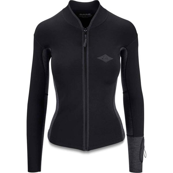 Dakine Women's Mission 1 MM Jacket L/S Damen Lycra Black