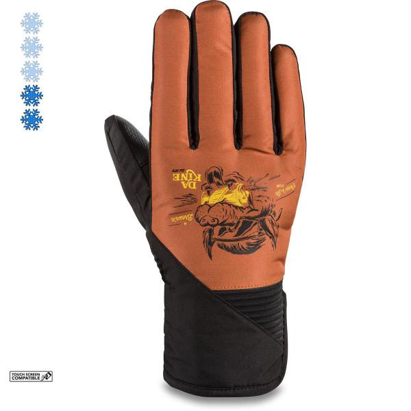 Dakine Crossfire Glove Herren Ski- / Snowboard Handschuhe Brews N