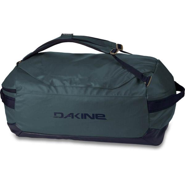 Dakine Ranger Duffle 90L Tasche mit Rucksackgurten Dark Slate