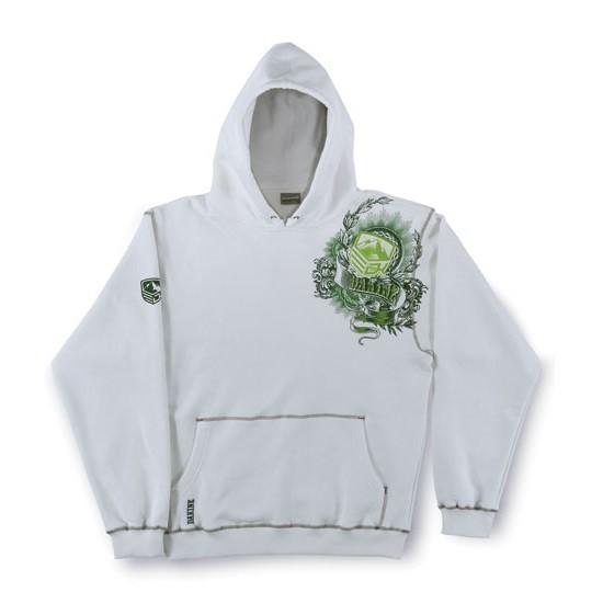 Dakine Badge Hoodie Sweatshirt / Pullover White