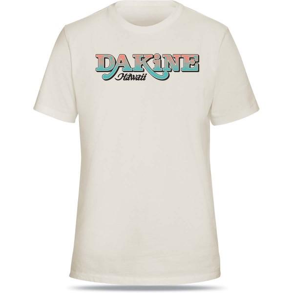 Dakine Leid Back Herren T-Shirt Cream
