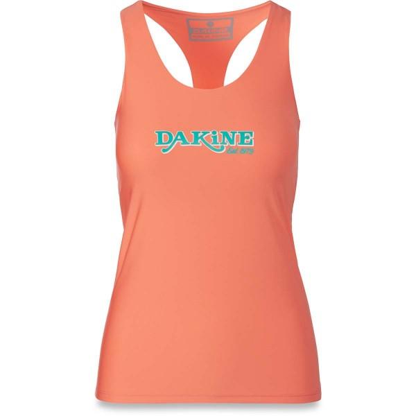 Dakine Womens Flow Snug Fit Tank Damen Lycra Ärmellos Waikiki
