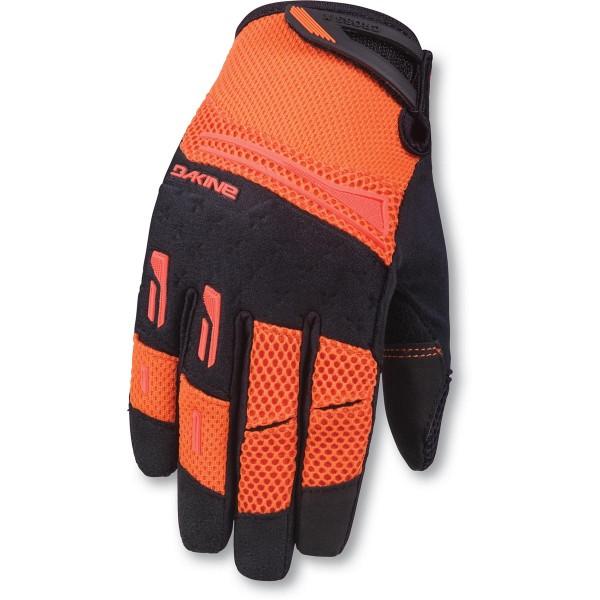 Dakine Womens Cross-X Glove Damen Bike Handschuhe Bright Coral