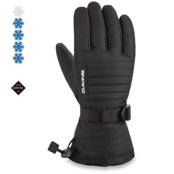 Dakine Omni Glove Damen Ski- / Snowboard Handschuhe Black