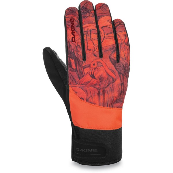 Dakine Electra Glove Damen Ski- / Snowboard Handschuhe Flamingo